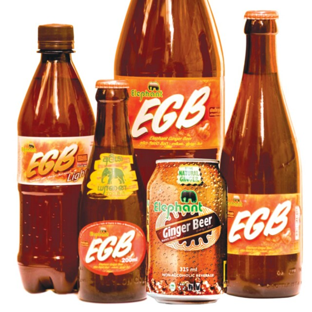 Looking for EGB Ginger Beer