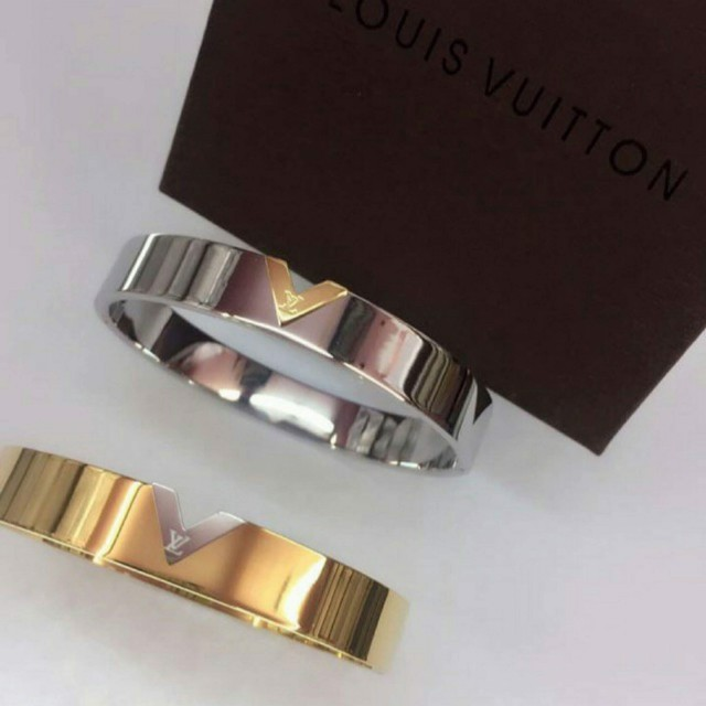 Louis Vuitton Bangle and Ring