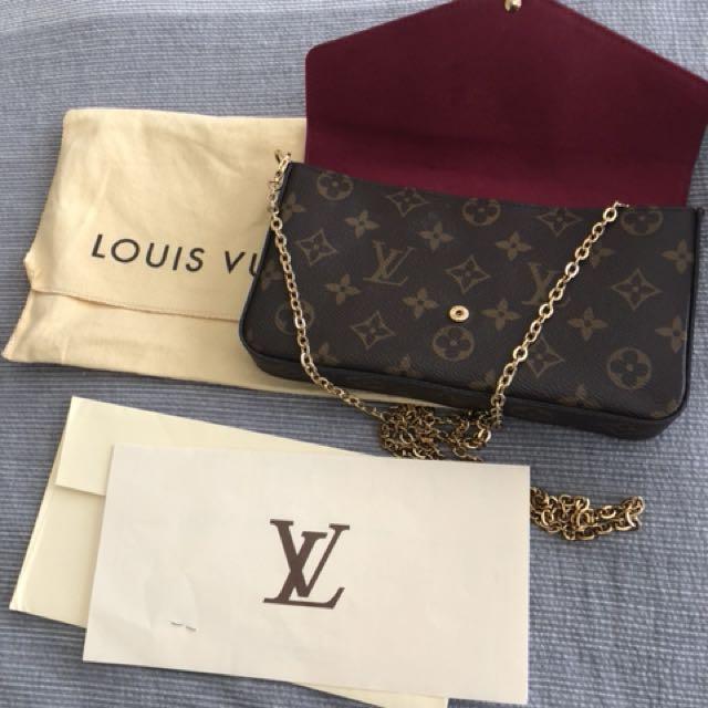 Louis Vuitton Felicia