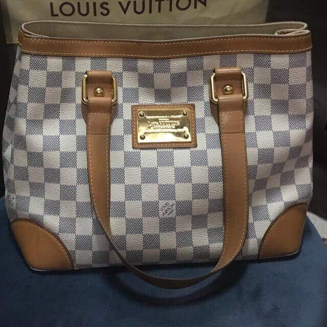 Louis Vuitton Hampstead Azur PM