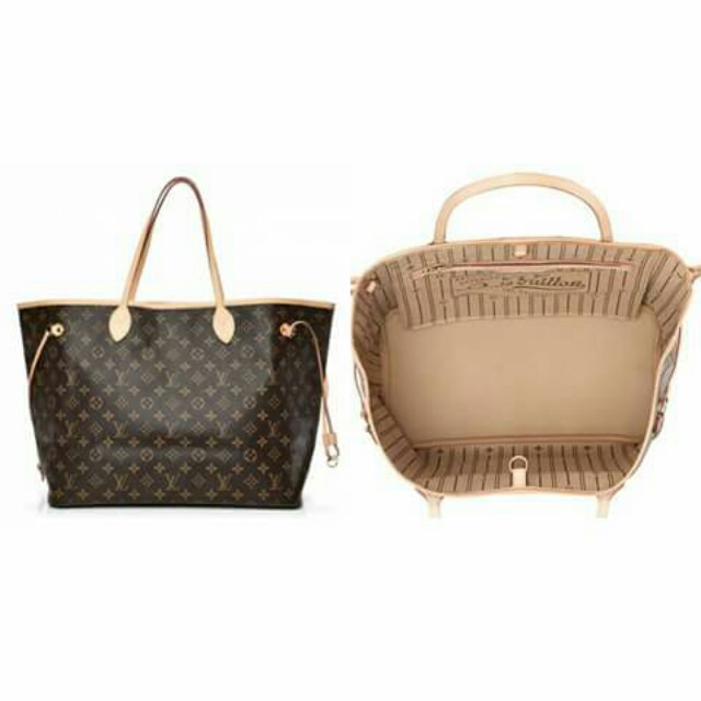 23c3cfd45fb7 Louis Vuitton Neverfull GM