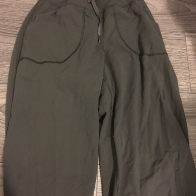 Lululemon Yoga Pants Green
