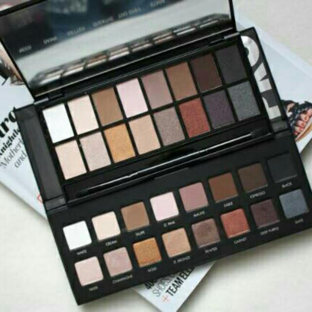 Makeup Revolution Iconic Pro Palette 1(dupe Lorac Pro Palette)