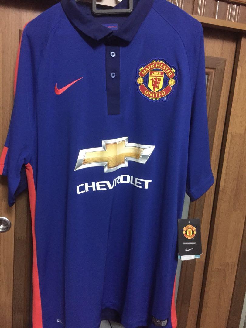 086bb09309d Manchester United 2014 15 Third Kit