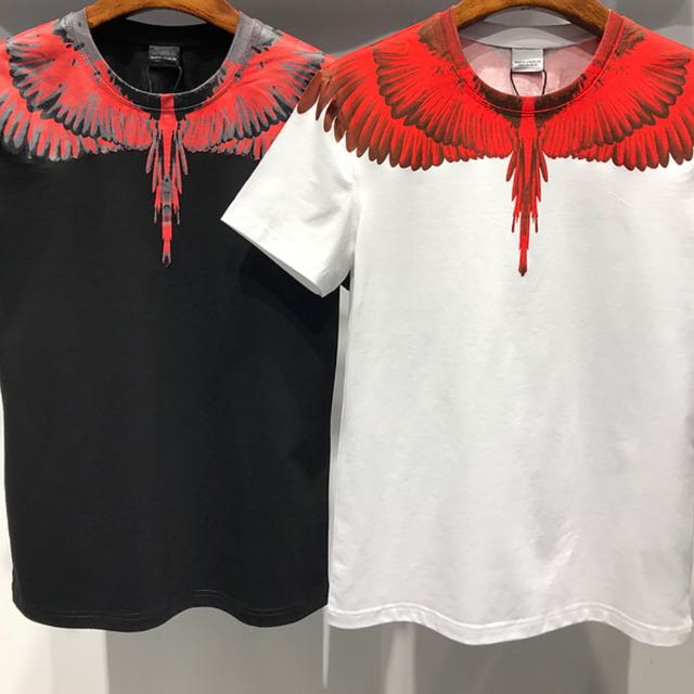 4dd56826 Marcelo Burlon County Of Milan Wings T-Shirt 2018 Collection ...