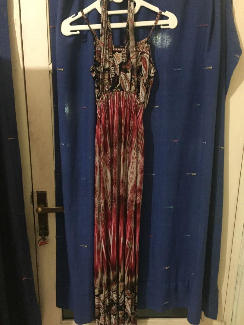 Maxi dress sexy