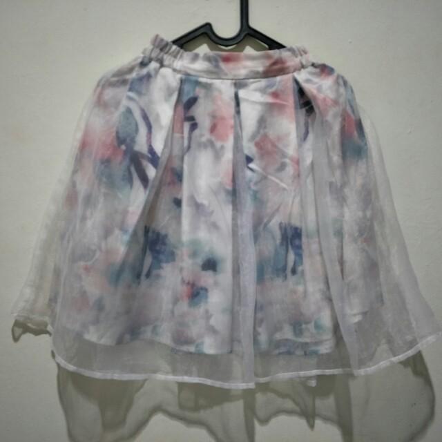 MDS tule skirt