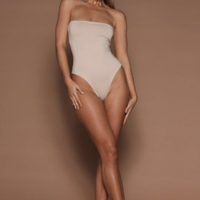 Meshki Nude Bodysuit