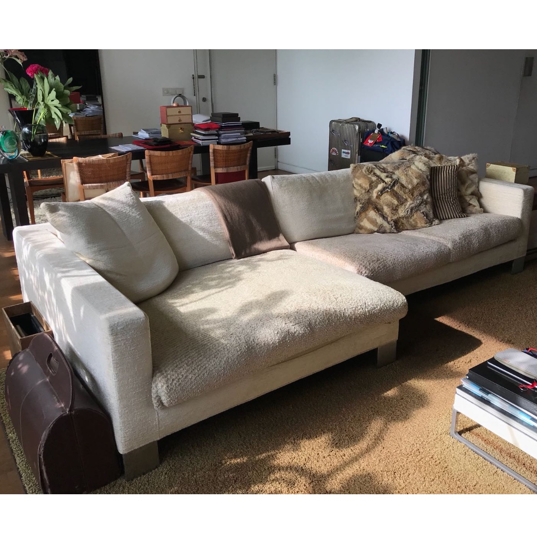 Minotti Pollock Furniture Sofas On Carousell