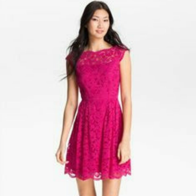 Minuet Lacy Dress
