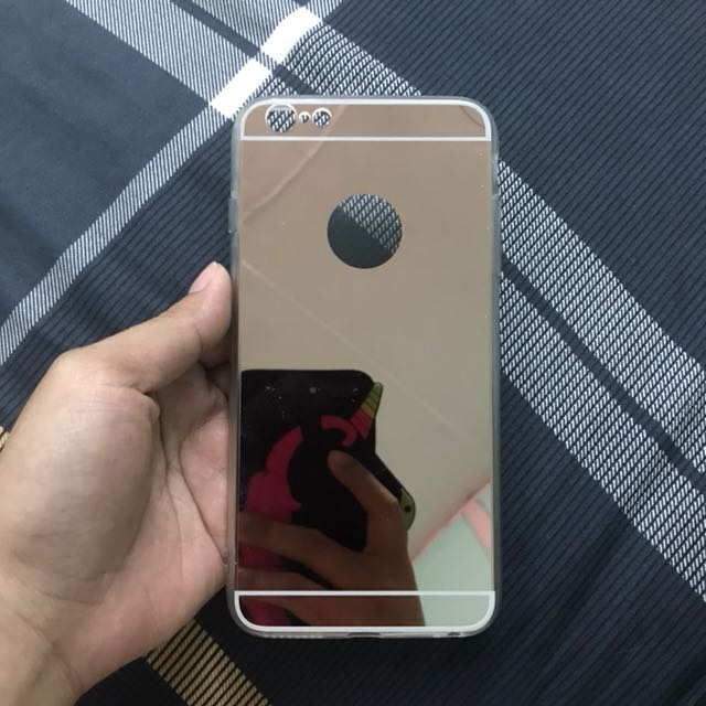 Mirror case for Iphone 6+