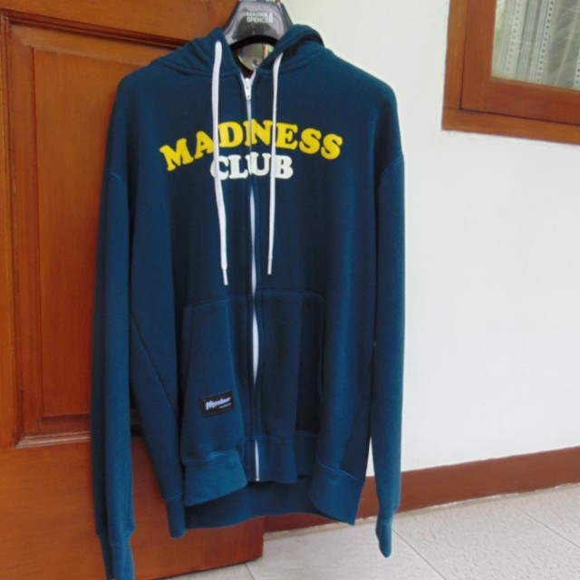 Moskav Men Green Sweater