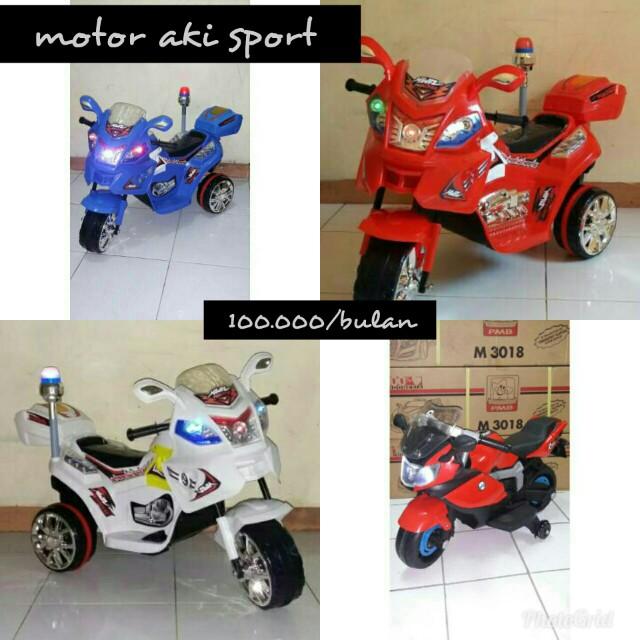 Motor/mobil aki