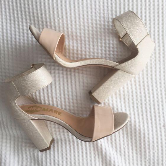 Mr & Mare heels
