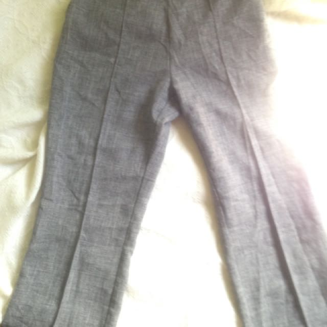 M&S Slim fit trousers