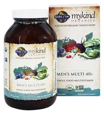 Mykind Organics Men's Multi 40+