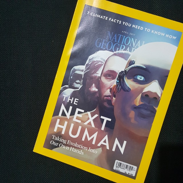 National geographic #01