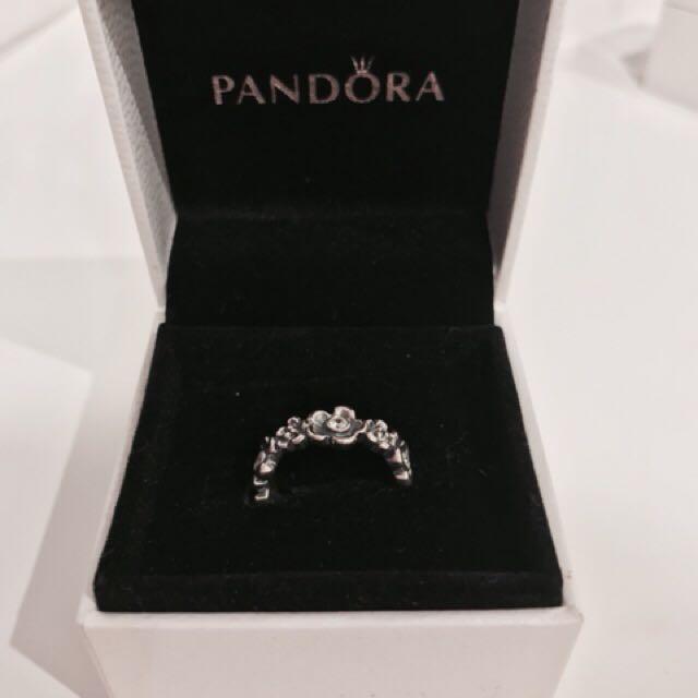 [NEAR 🆕] Pandora Flower Ring (190122CZ)