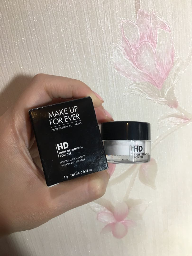 NEW! Make Up For Ever HD High Definition Powder