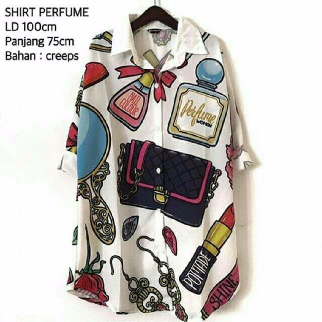 New Tunik Shirt Parfume