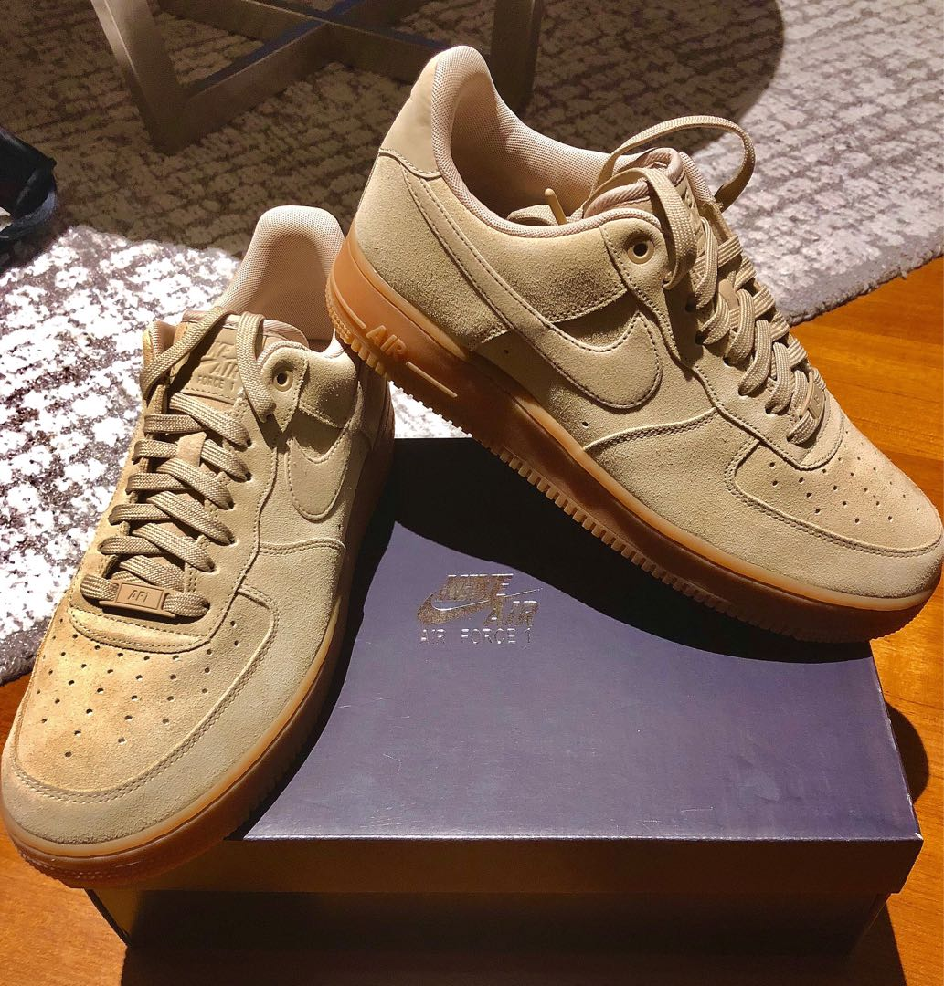 Air Lv8 On Nike Suede In 07 Gum Carousell To Force 1 Mushroom QdrxshtC