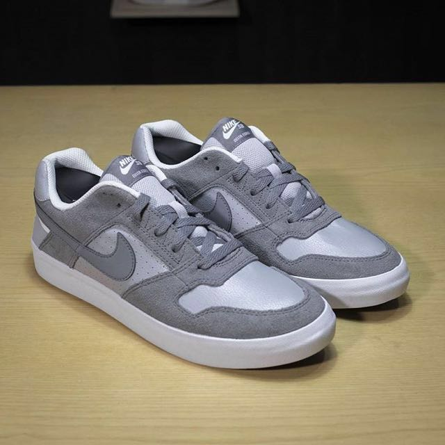 Nike SB Delta Force Vulc | grey/white