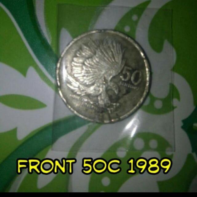 50 centavo coin