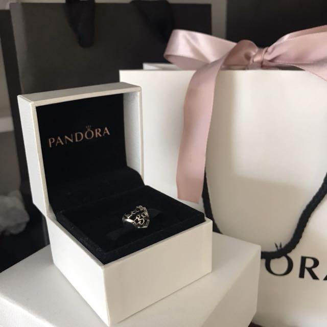 Pandora charm - frozen 'let it go'