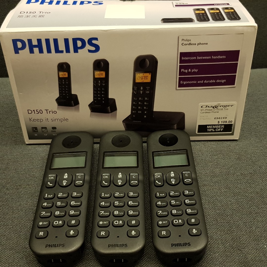 philips d150 manual