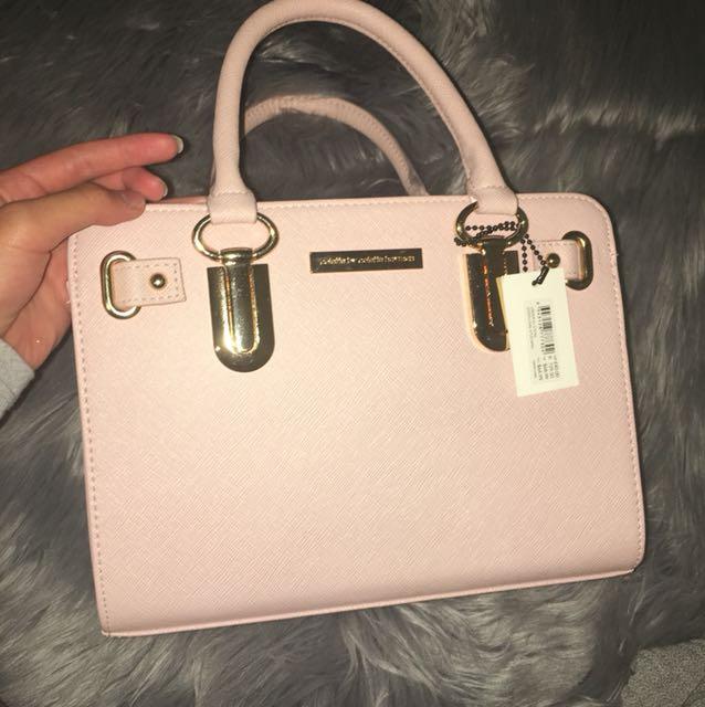 Pink Colette shoulder bag