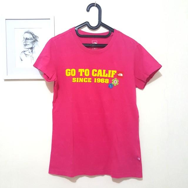 (PRELOVED) The North Face Korea Original Body Fit T-Shirt