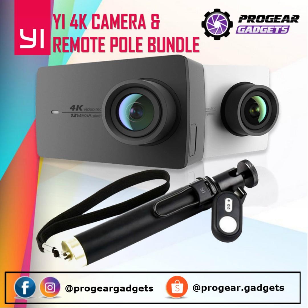 Promotion Xiaomi Yi Ii 4k Wifi 219 Touch Screen Action Camera Photo