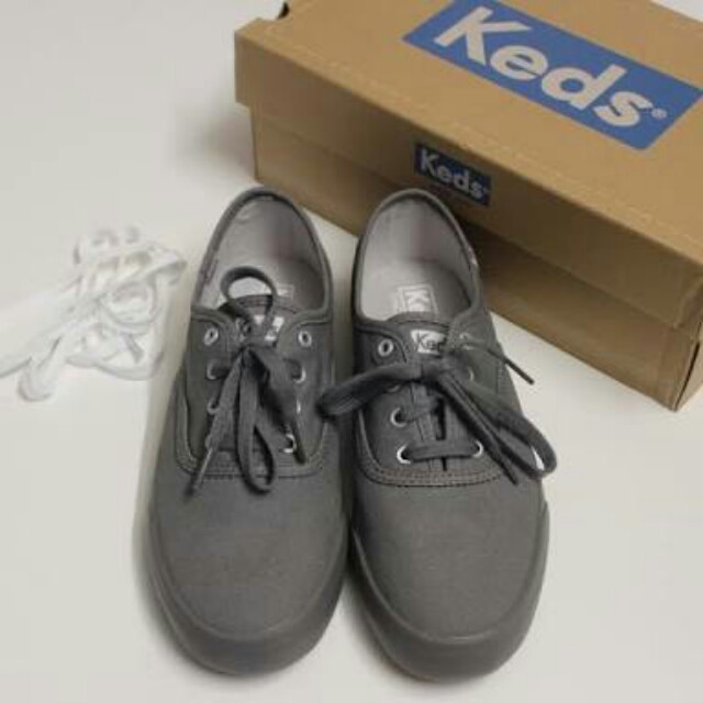 REPRICED! Original Keds Shoes (Triumph Gray)