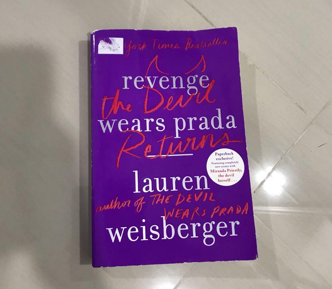 Revenge the devil wears Prada returns