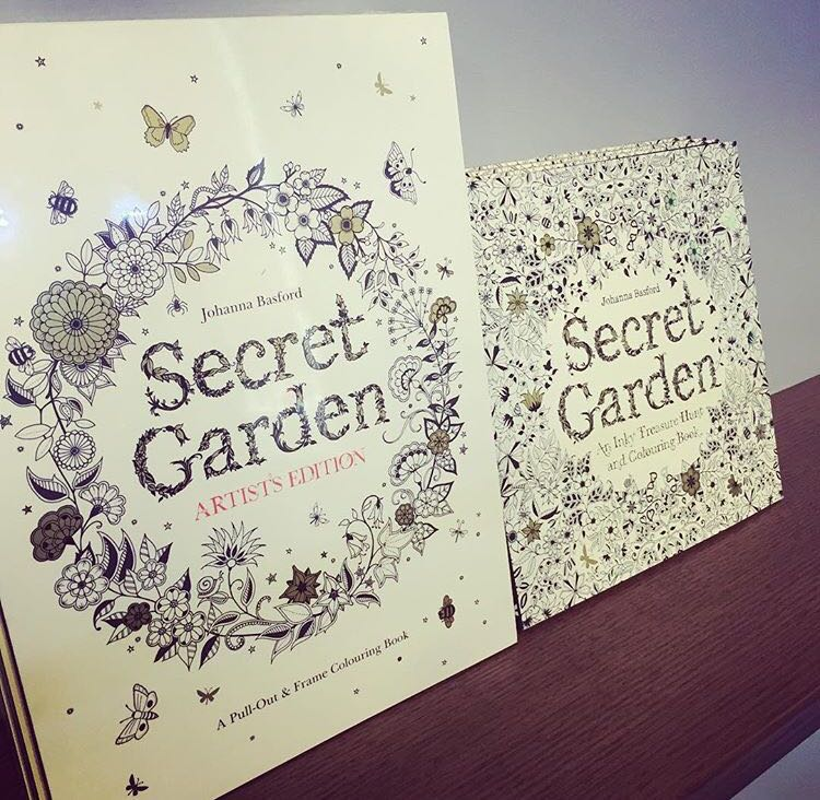 Secret Garden Artist Edition