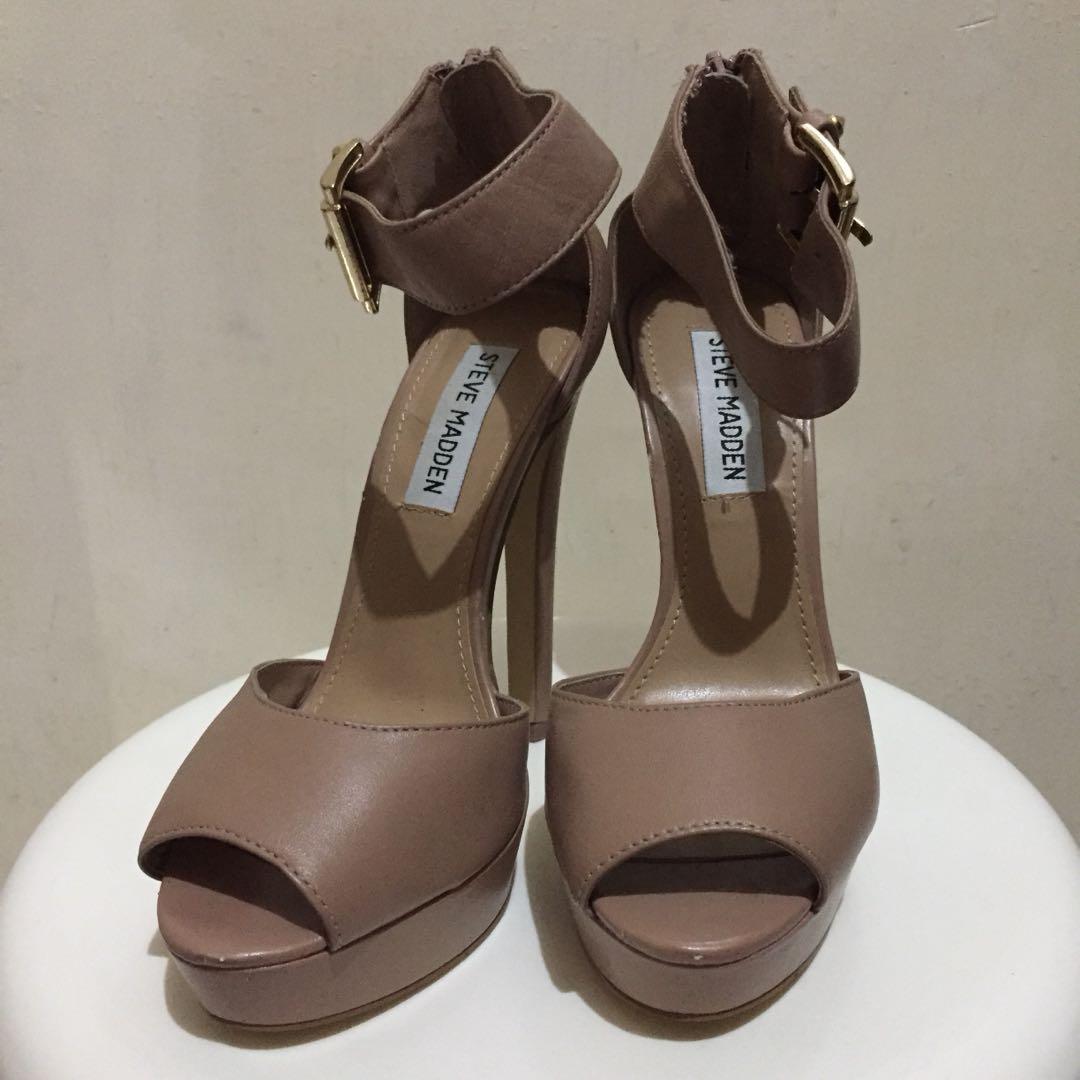 Sepatu high heels steve maiden 6.5