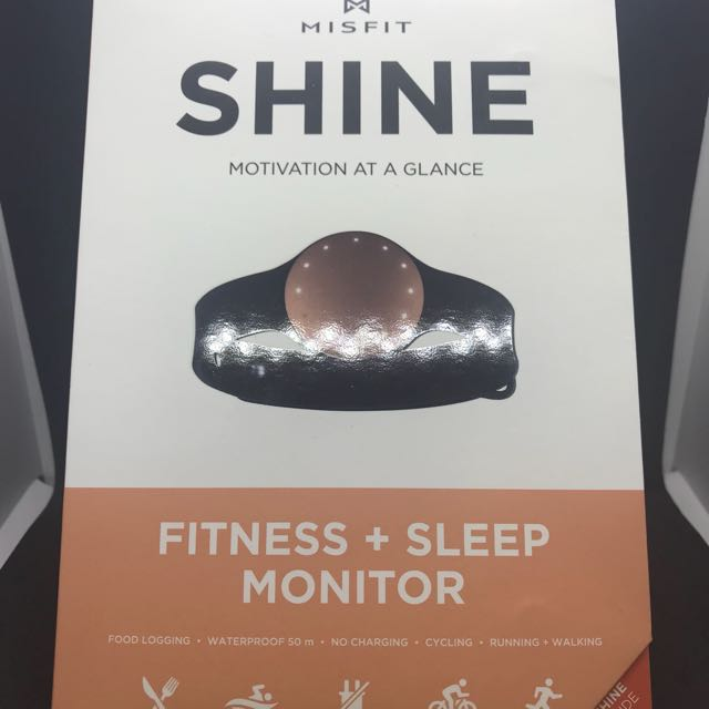 Shine Misfit Fitness Monitor