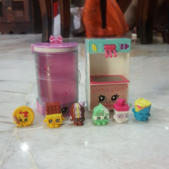 Shopkins season 1(hard to get)
