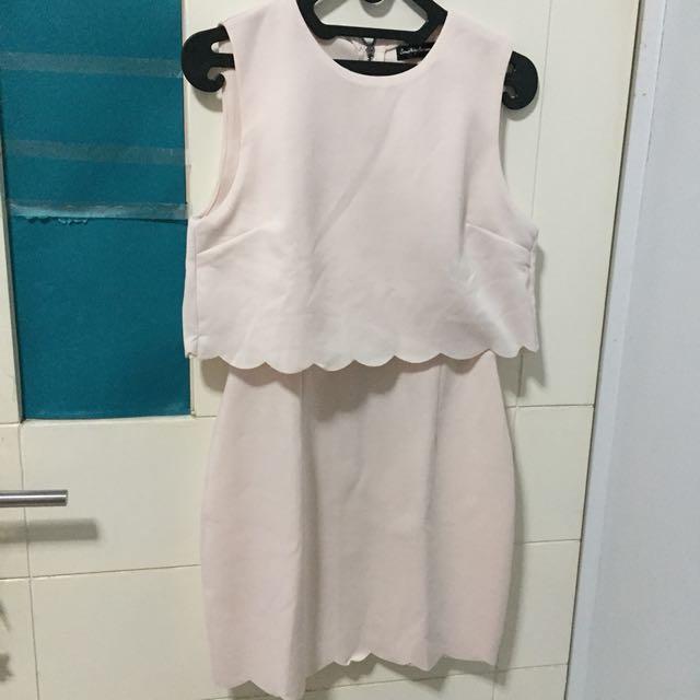 Somethings borrowed Pastel Dress
