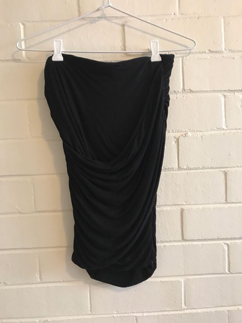 Sportgirl wrap skirt