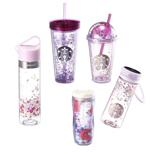 Starbucks Korea Spring 2018 Collection