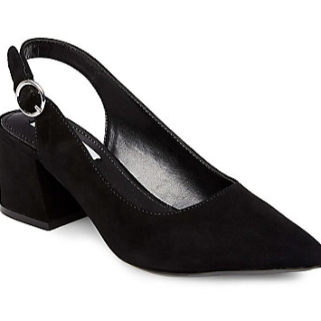 Steve Madden Dizzy Block Heel Shoes