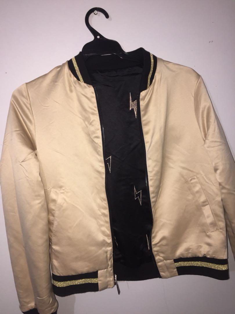 Supré reversible jacket