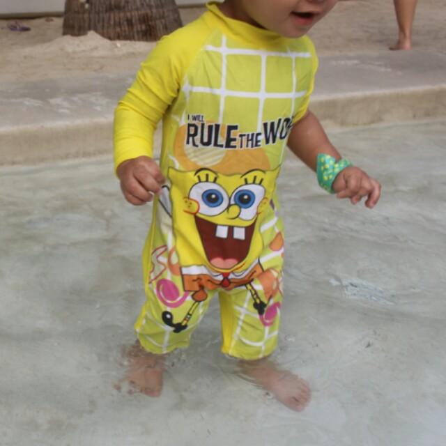 Swimwear baby boy