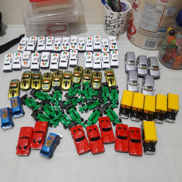 Take All Unbranded Diecast