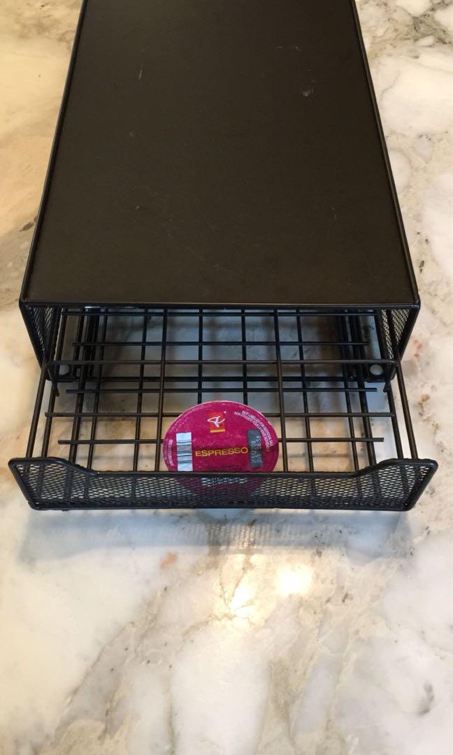 Tassimo coffee pod drawer / holder
