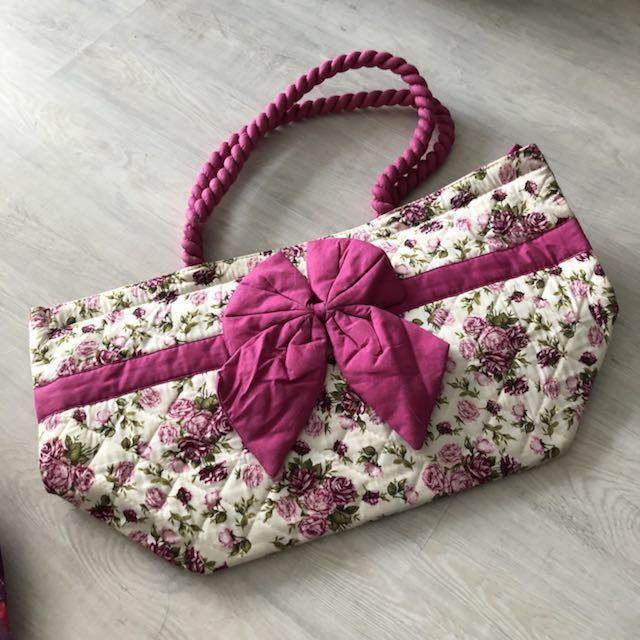 Thailand Naraya flower handbag (large)