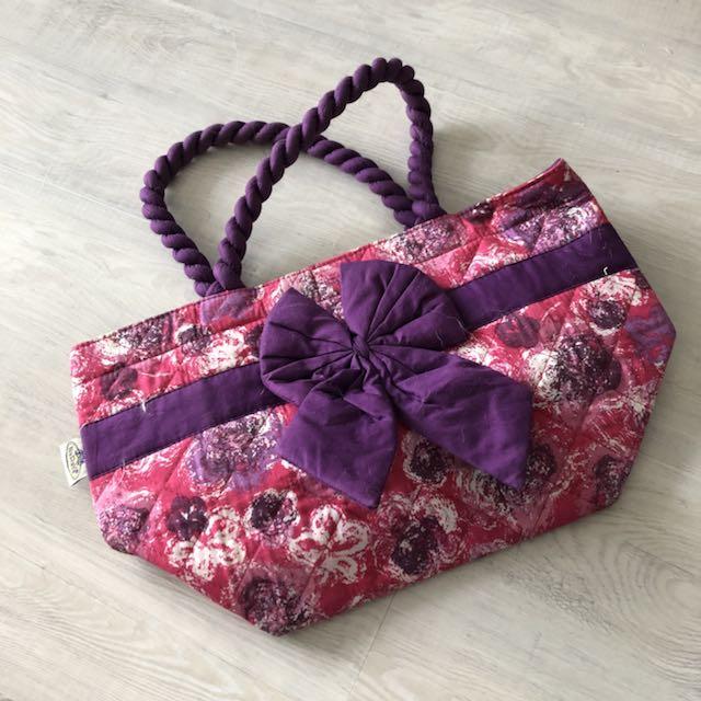Thailand naraya flower handbag (small)