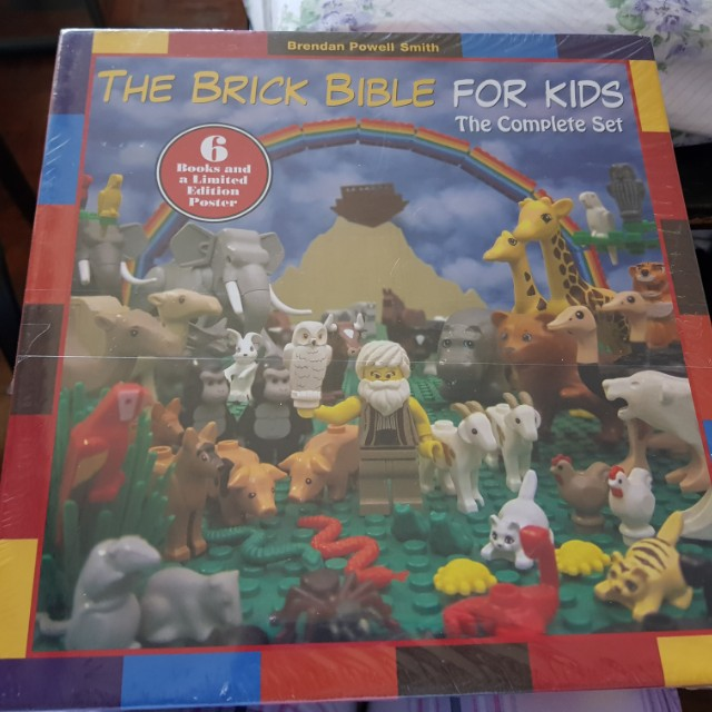 The Brick Bible for kids (Complete Set)