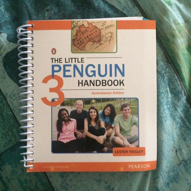 The little penguin handbook -australasian edition
